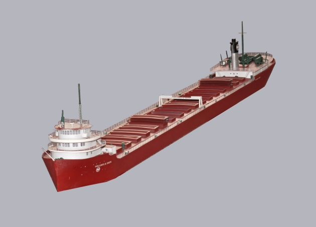 610' Great Lakes Bulk Freighter