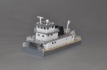 80' Mississippi River Towboat