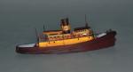 Twin Harbors Edna G. Steam Tugboat